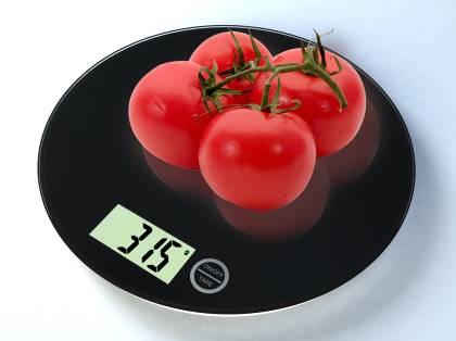 HKS802. Электронные кухонные весы с сенсорным управлением