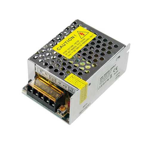PS36-W1V12 блок питания 12В, 36Вт, 90 x 65 x 45