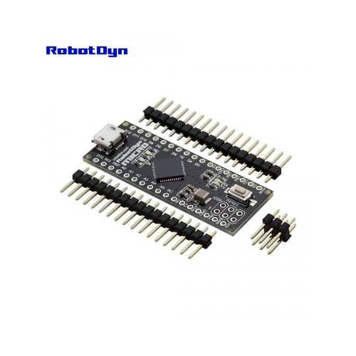 Micro ATmega32U4-MU (Контакты свободны)