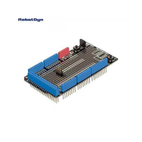 Мега прототип шилд для Arduino Mega