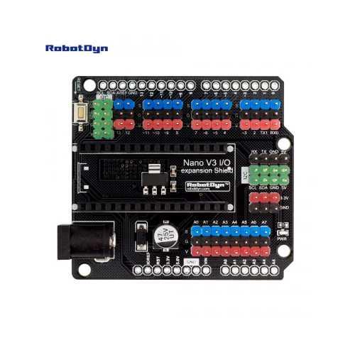 Arduino Шилд Nano I/O RobotDyn