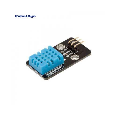 RobotDyn Модуль с датчиком температуры и влажности DHT11