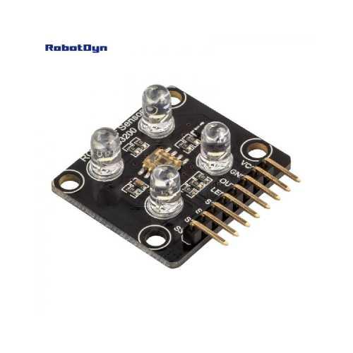 RobotDyn Модуль с датчиком спектра TCS3200