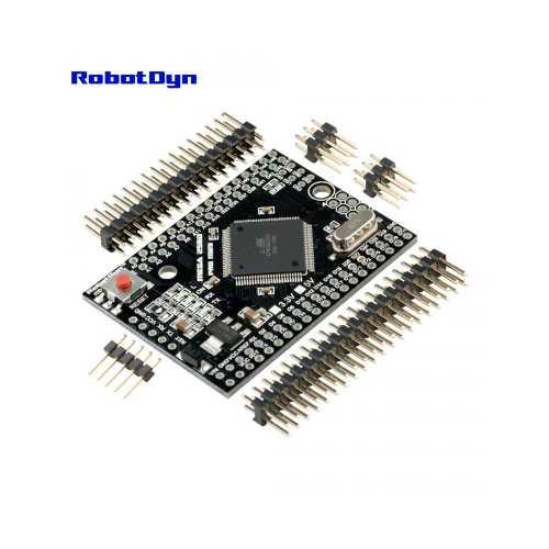 Mega 2560 PRO MINI, ATmega2560-16AU (5V, with male pinheaders)