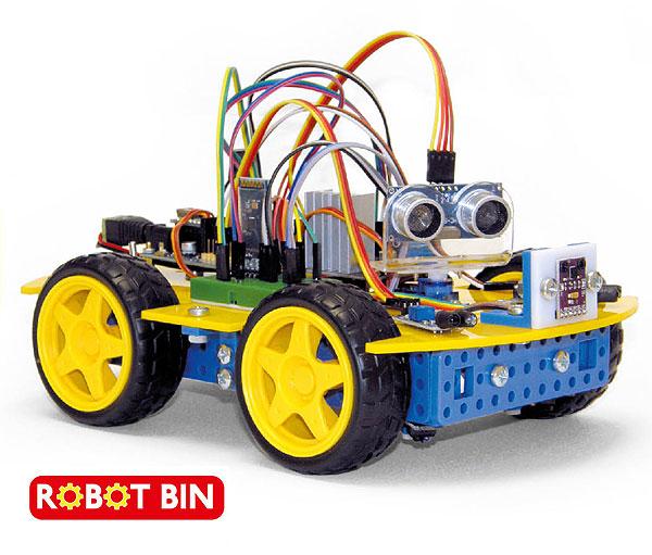 Практические занятия по робототехнике. Конструктор.