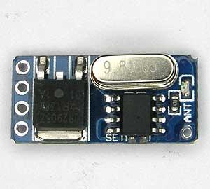 Модуль RMC010. Миниатюрная одноканальная система дистанционного включения