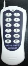 Пульт 12 кнопок PDU12-FP