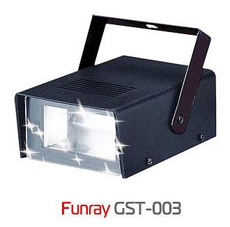 Funray-003. Световая пушка потолочная 5 Вт