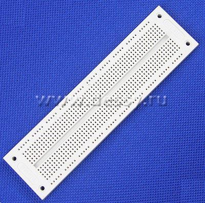 Макетная плата для монтажа без пайки (беспаечная макетная плата) SYB-120