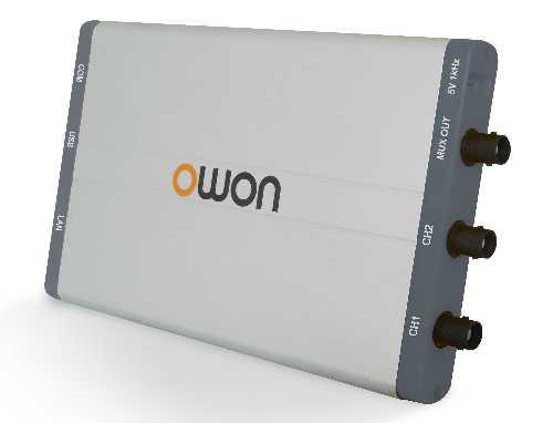 VDS1022I цифровой USB осциллограф 25 МГц