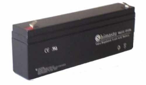 Аккумулятор SHIMASTU NP2,2-12 ( 12V 2,2Ah )