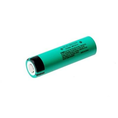PANASONIC NCR18650B (3400mAh) аккумулятор Li-ION 3,7V made in Japan