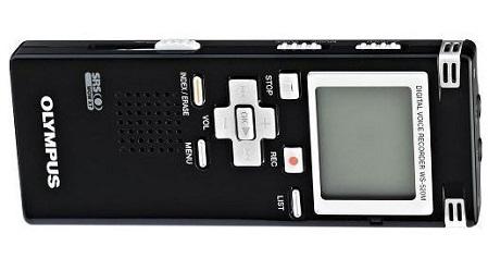 Диктофон цифровой OLYMPUS WS-520M (встроенная память 8 Гб, максимальное время записи 2170 ч., встроенный динамик, вес 47 г.)