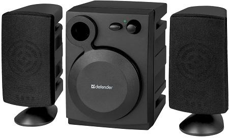 Малогабаритная акустическая система DEFENDER 2.1 Z3