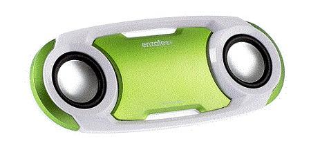 Плеер Enzatec SP509GR зеленый, SD / USB, FM-радио, стерео (SP509GR)