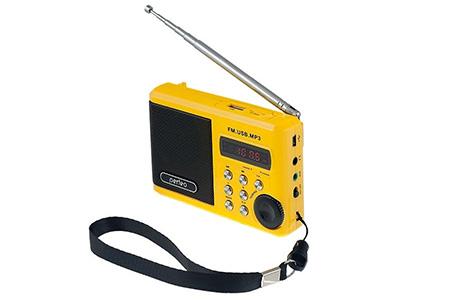 Радиоприемник PERFEO Dual Band Sound Ranger PF-SV922YL