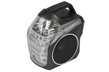 Радиоприемник RITMIX RPR-505 Black