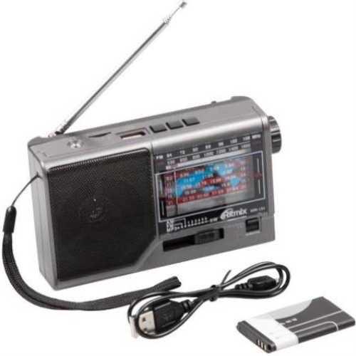 Радиоприемник RITMIX RPR-151        Новинка!