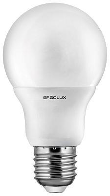 Лампа светодиодная Ergolux LED-A65-20W-E27-3K (ЛОН 20Вт E27 3000K 172-265В)