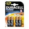 DURACELL TURBO LR6 BL-4