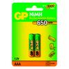 Аккумулятор GP R3 NiMh 650mAh BL-2