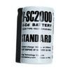 D-SC2000 STANDARD (NiCd 2000mAh 23,043,0mm)