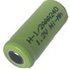 H-1 / 2AAA240 (NiMH 240mA 10,523,0mm)