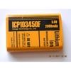 ET ICP103450F (2000mA) 10x34x50 аккумулятор Li-ION 3,7V