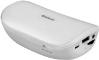 DEFENDER 1.0 Moon Power White - 4Вт, Bluetooth, USB-порт для зарядки устройств (Li-Ion 3000mAh)