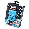 ROBITON TravelEnergy-X универсальный сетевой переходник (4 USB разъема 5V)