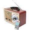 Радиоприемник BLAST BPR-610 Цвет - шампанское