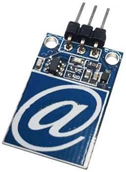 Модуль RA0104. Цифровой сенсорный ёмкостной модуль на 1 канал