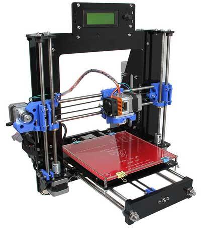 CTC 3D-принтер Reprap Prusa i3 DIY полный комплект для сборки с экраном 2004LCD