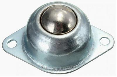 RM026. Шаровая опора. Шар 15,8. 15 кг. 39 мм