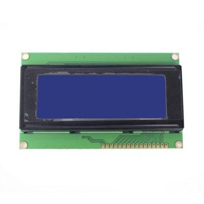 Дисплей LCD2004A символьный 20 символов 4 строки с встроенным модулем I2C.