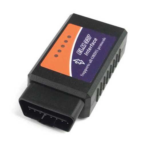 Модуль RAM003. Автосканер ELM 327 USB OBD2/OBDII для диагностики автомобиля
