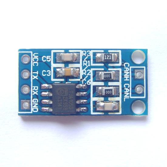 Модуль RM016. TJA1050 Высокоскоростной приемопередатчик интерфейса CAN
