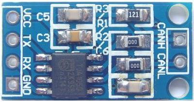 Модуль RM016. Высокоскоростной приёмопередатчик интерфейса CAN