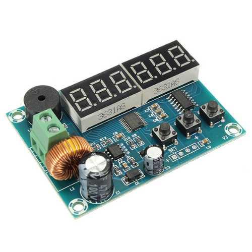 RI051 Программируемый индикатор заряда/разряда для аккумуляторной батареи (XH-M241)