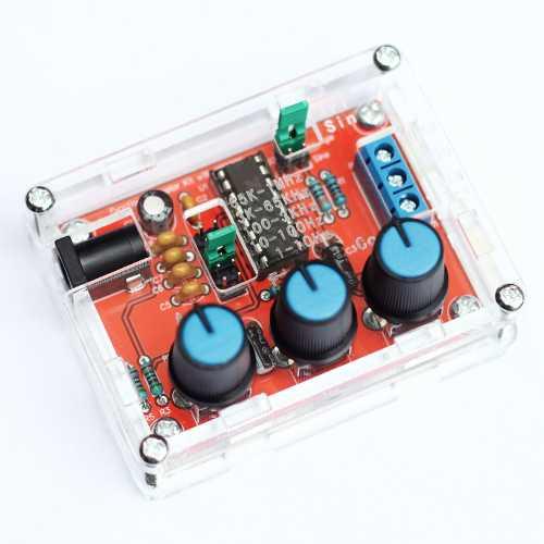 RI052 Функциональный генератор на XR2206 с корпусом