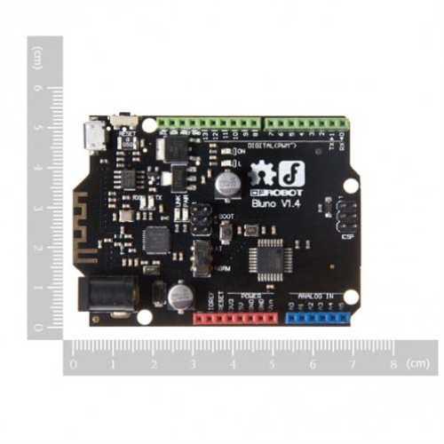 Модуль RC097. Контроллер Arduino Uno Bluno-Mi  1.7