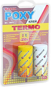MASTIX MC0803. Клей эпоксидный MASTIX TERMO
