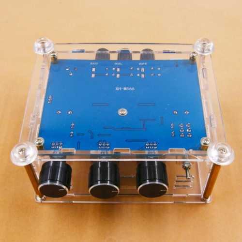Аудио усилитель класса 2.1 на TPA3116D2 (XH-M566)