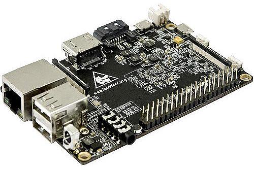Banana Pro - одноплатный компьютер. Двухядерный процессор А20, 1GB DDR3 оперативной памяти, встроены WiFi и слот MicroSD. Поддерживает програмные платформы Linux и Android 4.4.