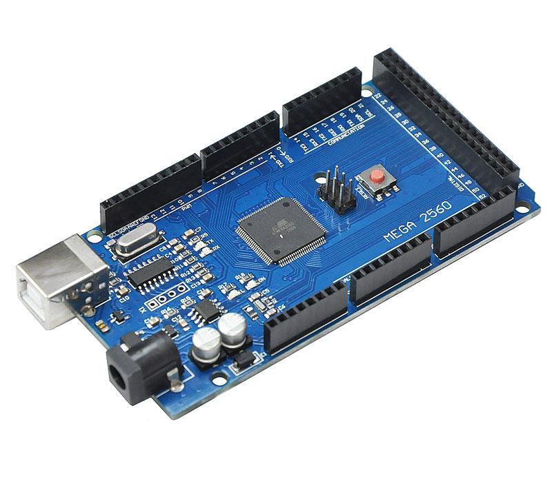 Контроллер Arduino Mega 2560 R3 [not original]. Интерфейс Atmega16U2. Модуль RC074