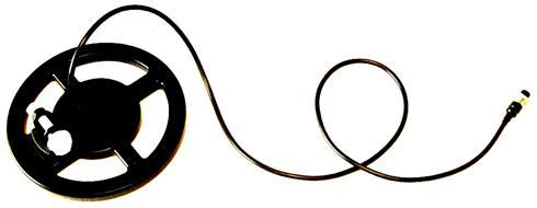 Корзиночный датчик КВП («витая пара») для металлодетектора Кощей-5И (Изготовление)