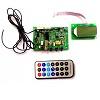 MP3503DAI. Модуль AM-FM тюнера со встроенным MP3-WMA плеером, USB-портом, темброблоком, ЖКИ-дисплеем и ИК-пультом ДУ