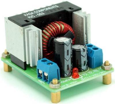 PW40-4-3. Импульсный регулируемый стабилизатор напряжения 4...40 В (3 А)