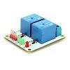 2-x канальное исполнительное устройство (блок реле) ARDUINO KIT MP2211