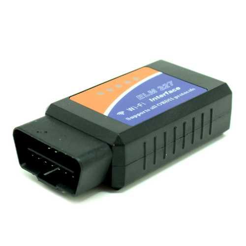 Универсальный автомобильный Wi-Fi - OBDII сканер KIT MP9213WIFI